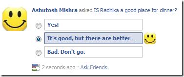 facebook pertanyaan